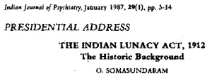 Lunacy Act 2 003