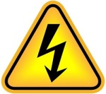 10567257 - high voltage sign