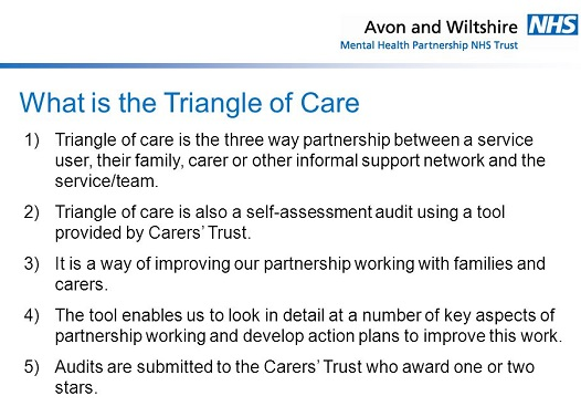 Triangle of Care 2