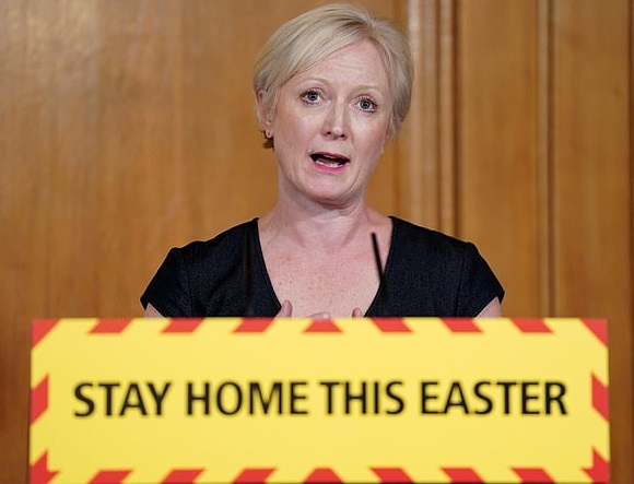 Ruth May - Stay Home this Easter