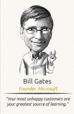 Bill Gates Adage